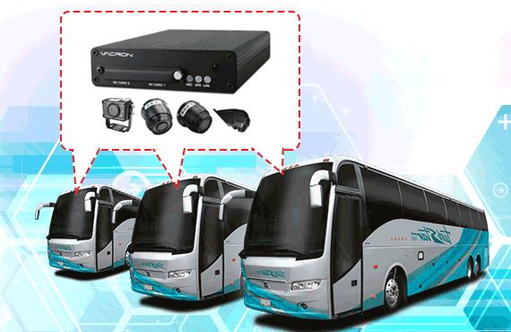 lắp đặt thiết bị giám sát hành trình xe buýt
