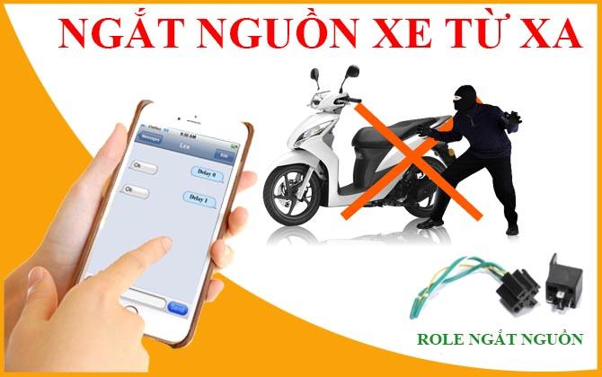 Giới thiệu về thiết bị giám sát hành trình xe máy